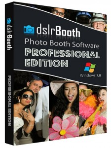 DslrBooth Photo Booth Software Full 4.12.15.1 Pro İndir