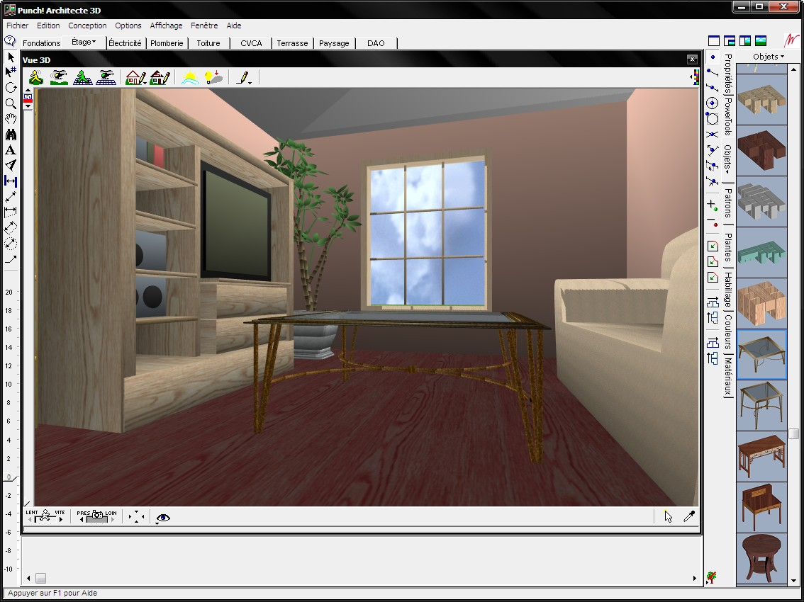 Architect 3d silver v17 6 full program ndir full program full p - Logiciel interieur 3d ...