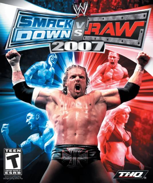 WWE Raw vs Smackdown PC 2007 İndir   Full Programlar   Full program