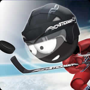 Stickman-Ice-Hockey-Android-Resim-1
