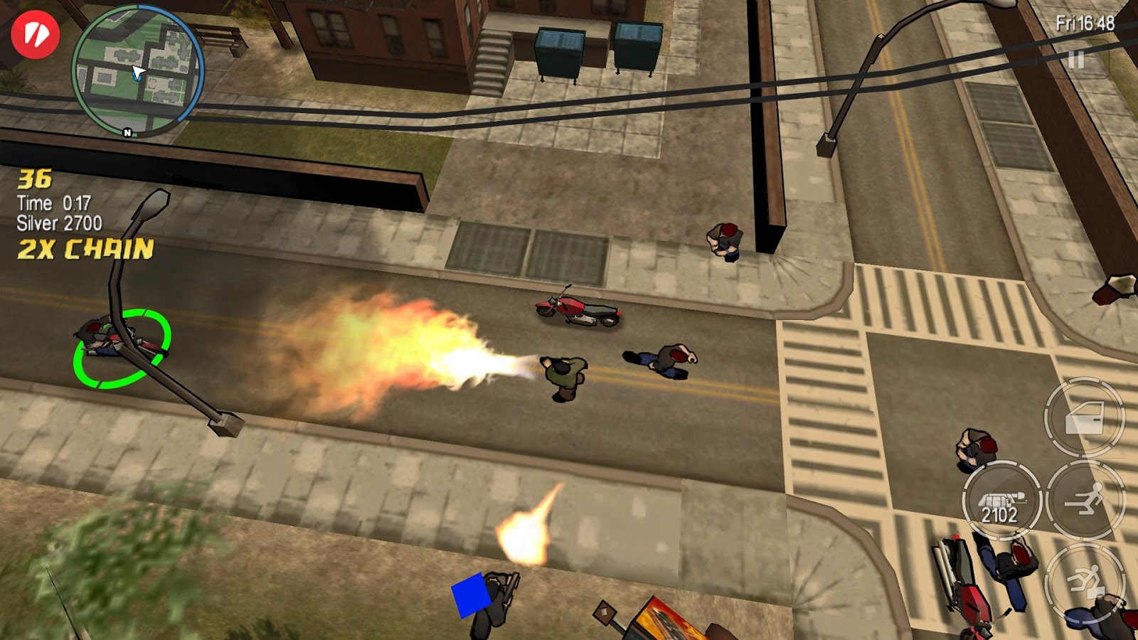GTA: Chinatown Wars apk + data v1.01 Android (MEGA)