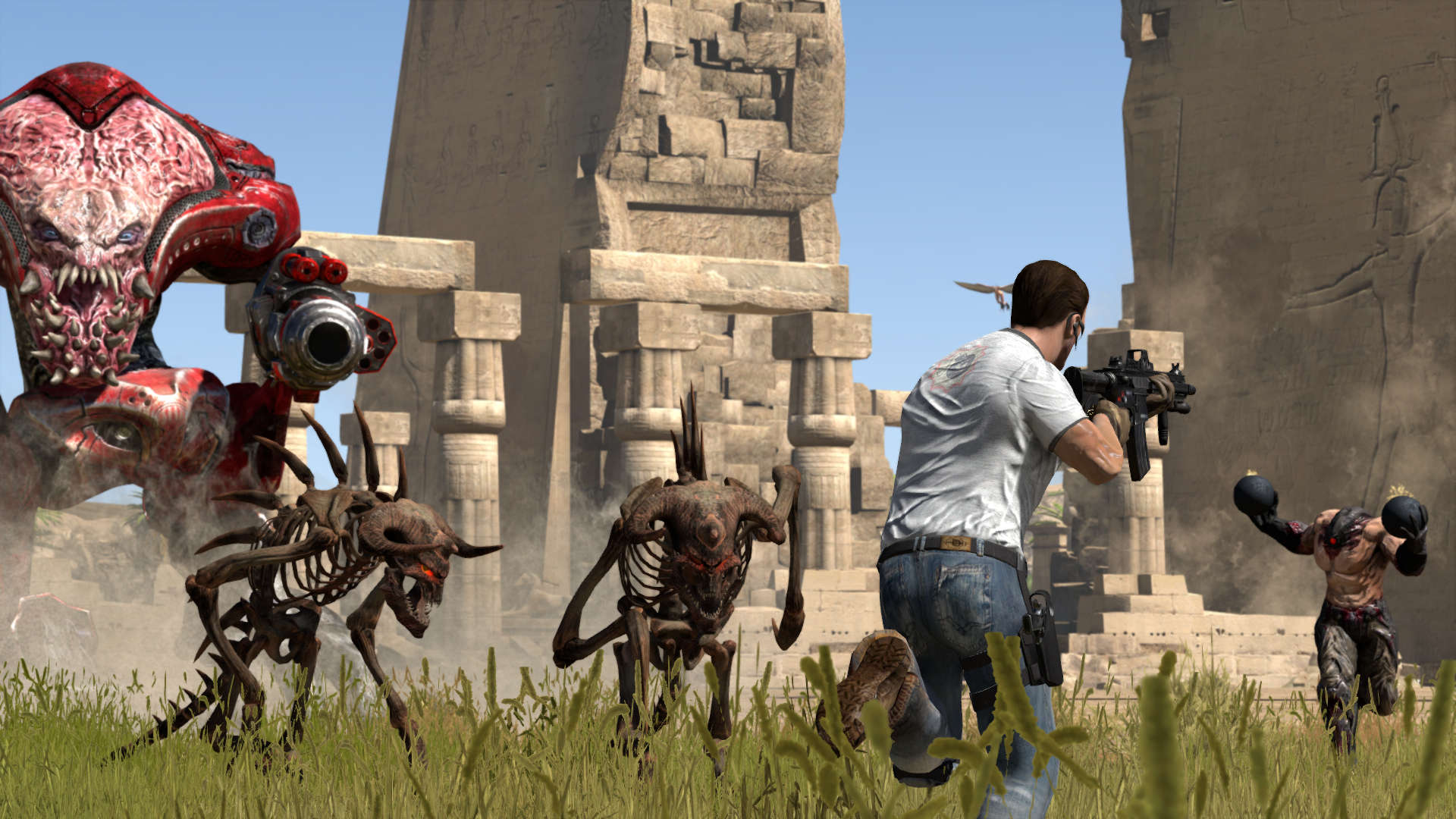 Serious Sam 3 Bfe Full Pc İndir Full Program İndir