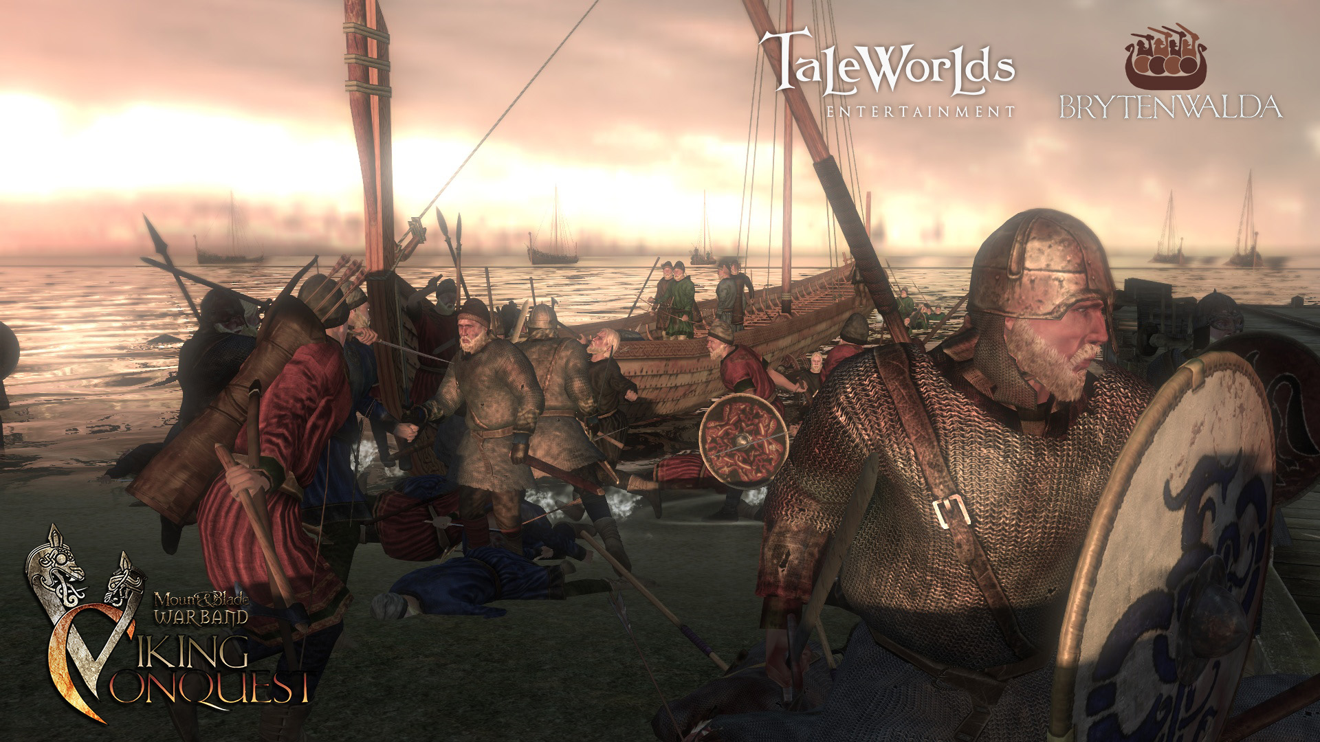 Mount and blade warband viking conquest 2.028 на русском