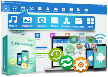 Apowersoft Phone Manager Pro Full 2.6.1 2015