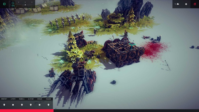 Besiege Early Acces v0.05 Full PC Oyun indir