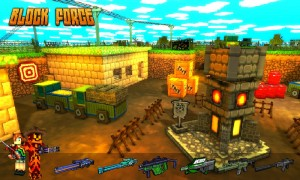 Block Force Cops N Robbers 2.1.1 Data Mod Hile Apk indir