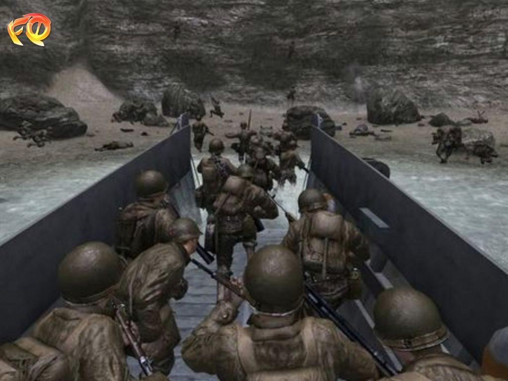 Call-of-duty-2 подвиг солдата