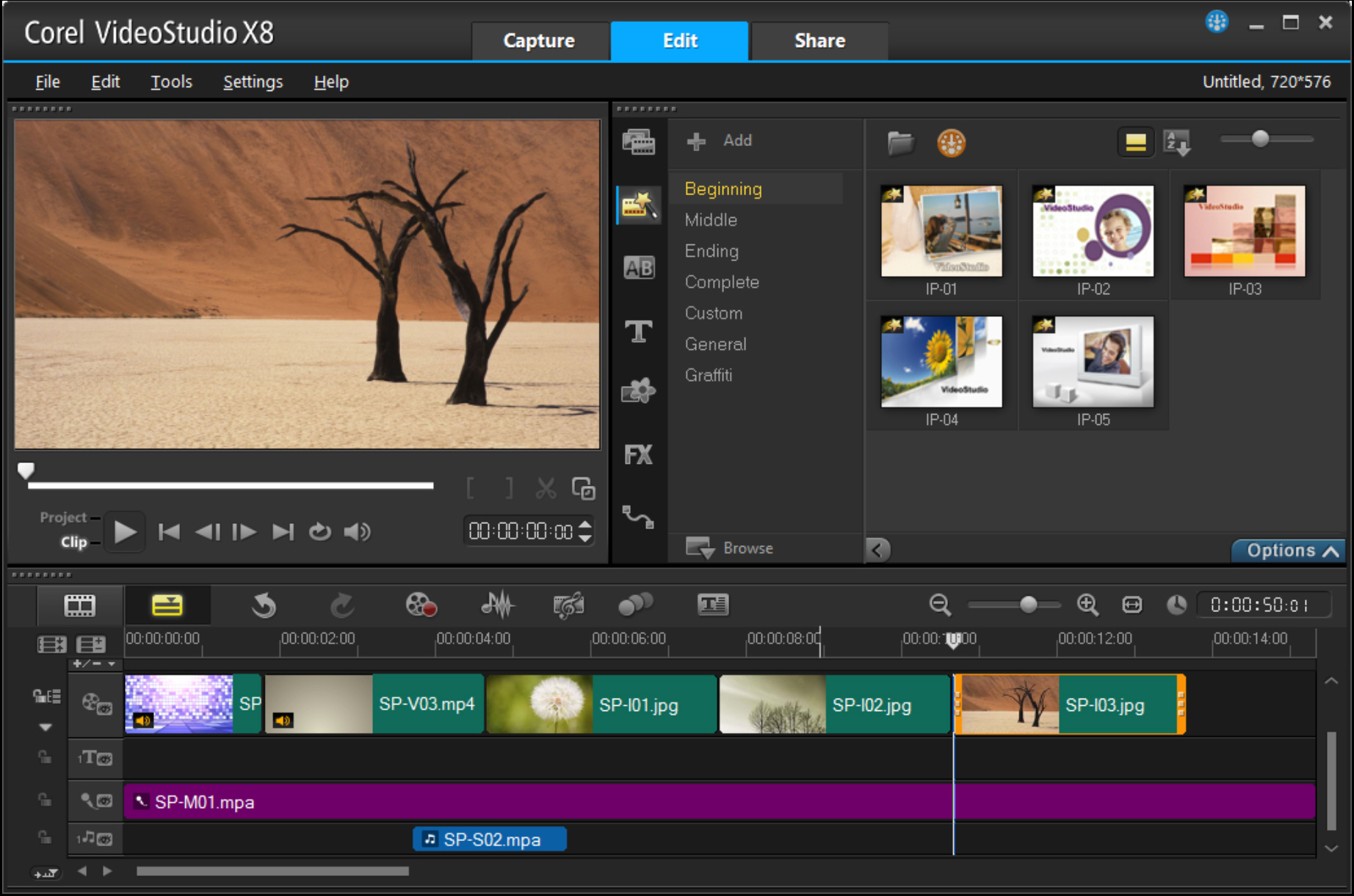 Corel videostudio ultimate x8 full 18 6 0 6 indir full for Corel video studio templates download