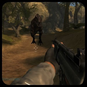 Dinosaur-Hunt-Africa-Contract-Android-resim