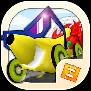 Fast-Food-3D-Racing-Android-resim