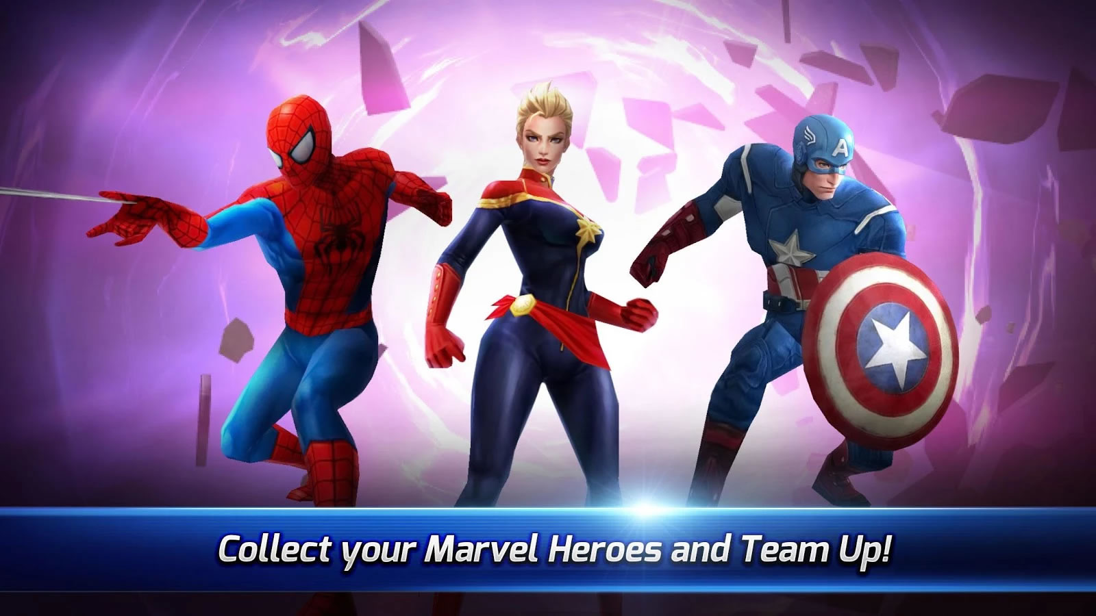 MARVEL Future Fight 1.2.0 Data Apk indir