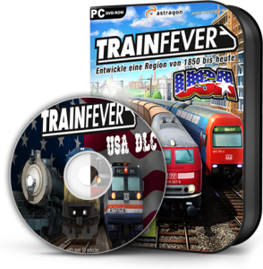 Train Fever USA Full 2015 İndir PC Game