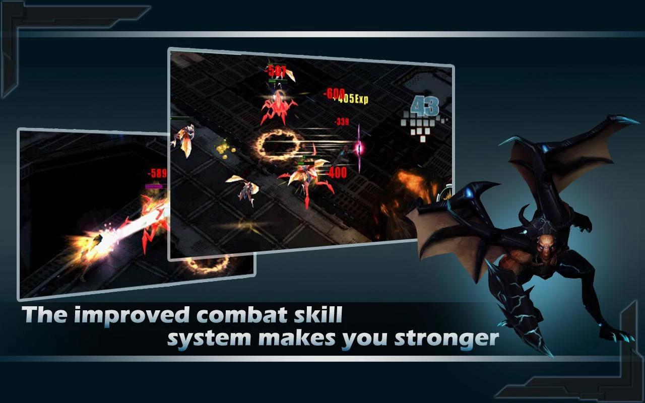 Angels Revenge 3D Free 1.3.1 Para Mod Hile Apk indir