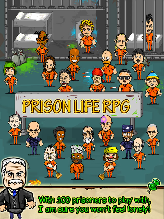 Prison-Life-RPG-Android-resim1