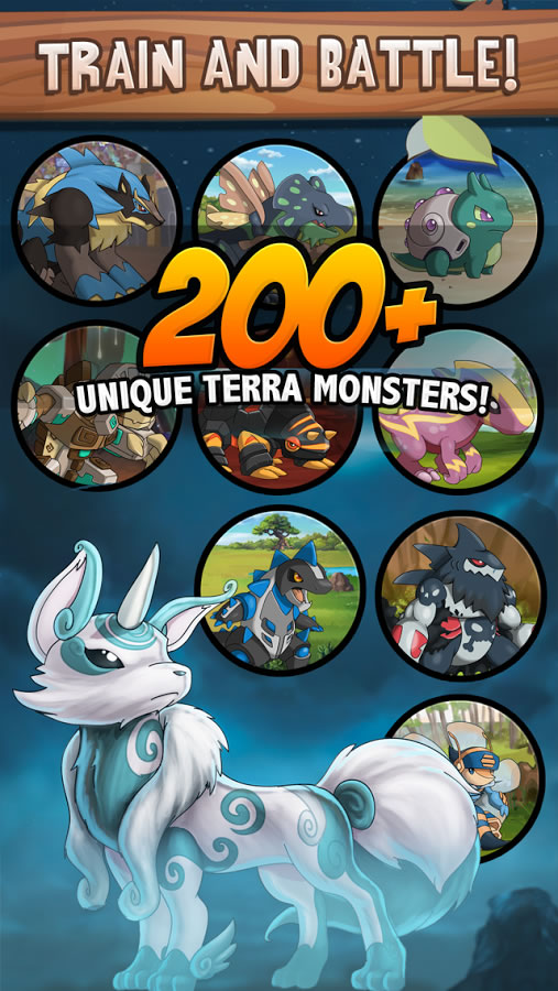 Terra Monsters 2 9.15 Data Hileli Apk indir