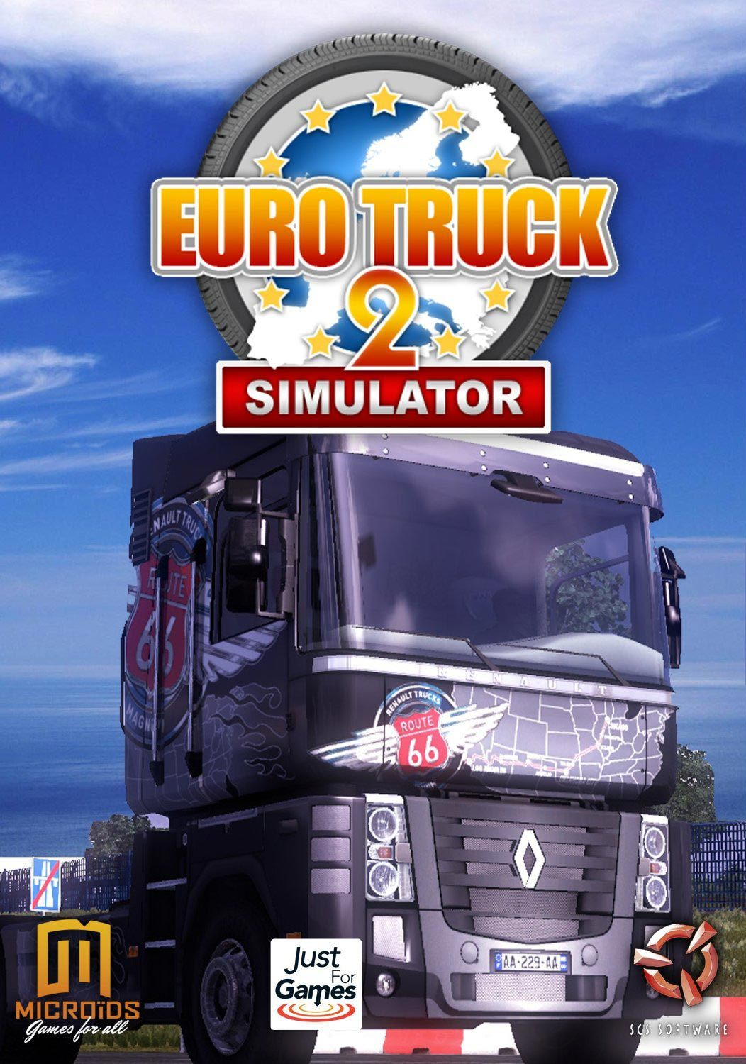Euro truck simulator 2 v1. 31. 2. 6s + 57 dlc torrent download.