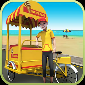 Beach-Ice-Cream-Delivery-Android-resim