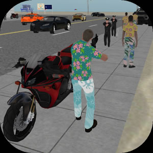 Miami-crime-simulator-Android-resim