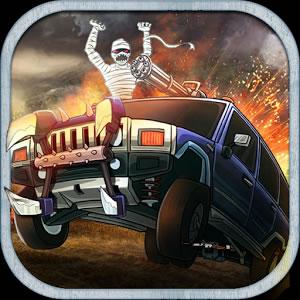 Monster-Car-Hill-Racer-Android-resim