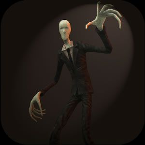 Slender-Man-Dark-Forest-Android-resim