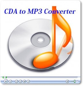 convert mp3 files to cda format free