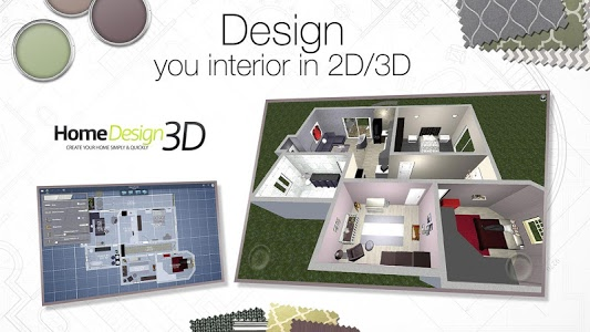 Home Design 3D Apk Full Premium MOD 3.1.5 Android