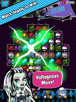 Monster High Ghouls and Jewels 2.0 Para Mod Hile Data Apk indir