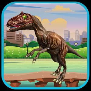 Dinosaur-Run-Android-resim