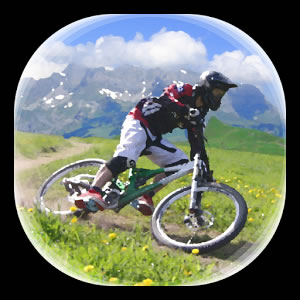 Downhill-Champion-Android-resim