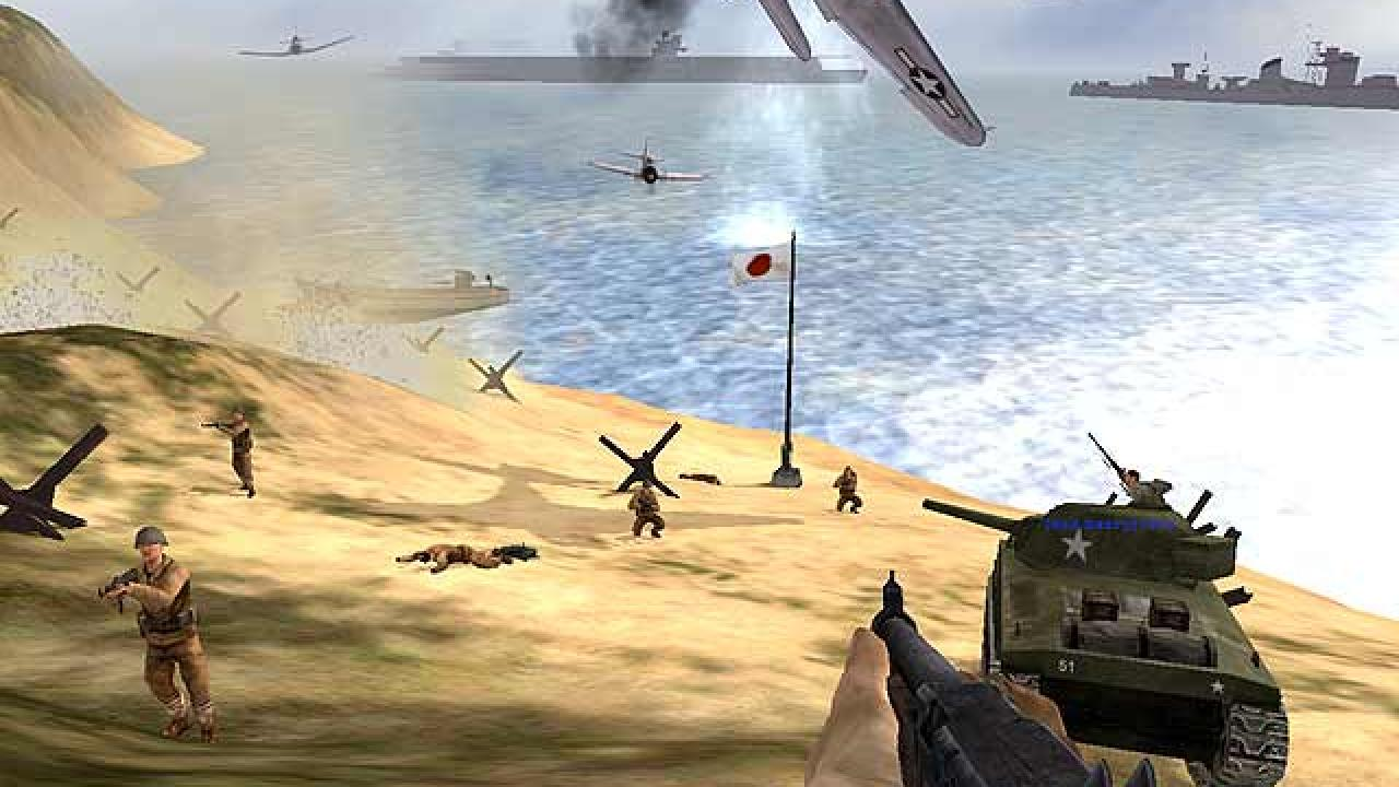 Battlefield 1942 Full PC İndir