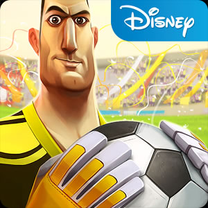 Disney-Bola-Soccer-Android-resim