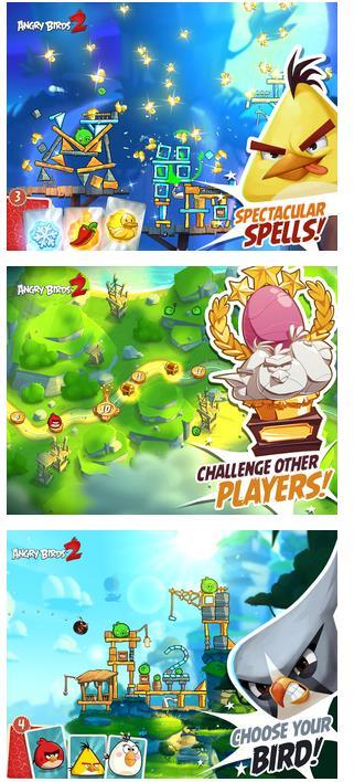 Angry Birds 2 Apk Full v2.4.0 Mod Elmas Hileli + Data