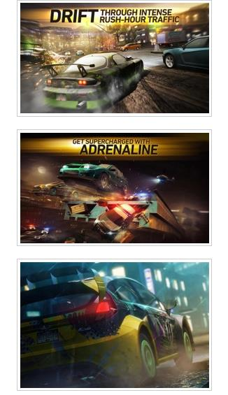 Need for Speed No Limits Apk indir 1