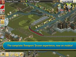 Transport Tycoon Apk Full v0.40.1215 + DATA Mod