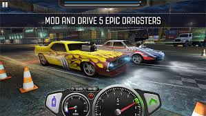 Top Speed Drag & Fast Racing Apk Full v1.03 + Mod Para Hile Data