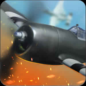 Airplane-Fighters-Combat-Android-resim