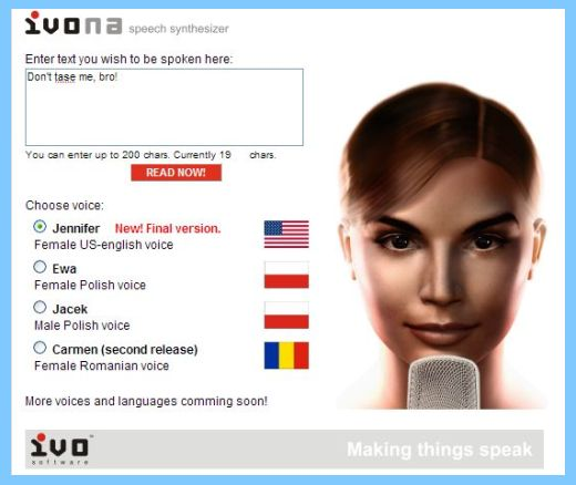 IVONA Text-to-Speech Reader Full v1.0.16 + Voices Türkçe | Full Program İndir Full Programlar ...