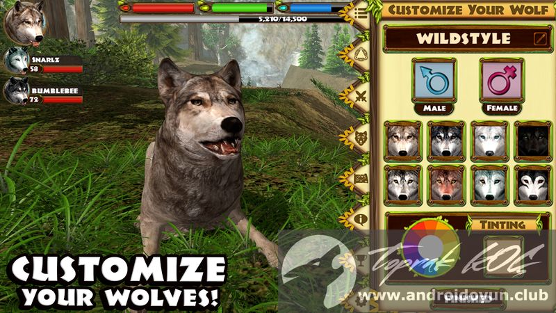 how to get a werewolf to bite you sims 2