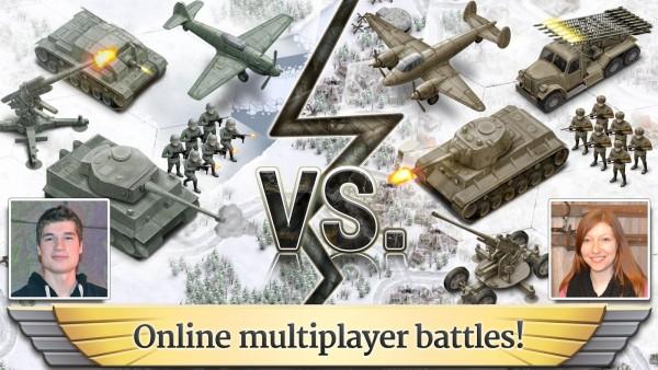 1941 Frozen Front Apk İndir Savaş Oyunu