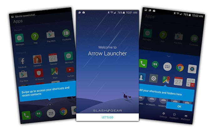 Microsoft-Arrow-Launcher