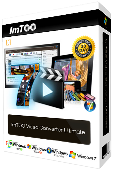 Imtoo video converter ultimate