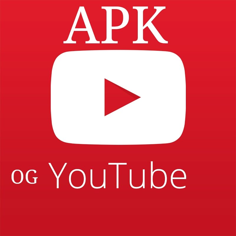 youtube apk