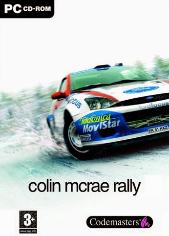 Colin McRae Rally Remastered PC