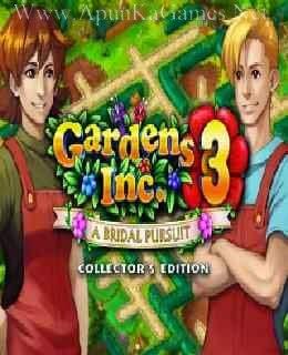 Gardens Inc. 3 - A Bridal Pursuit cover