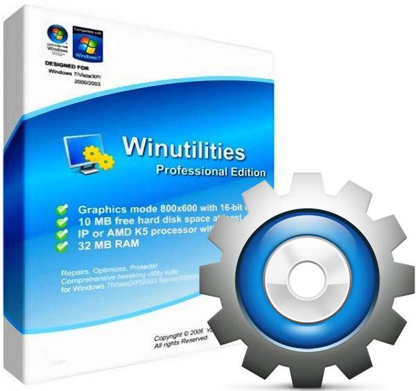 WinUtilities Professional Edition 14.51 Full Version