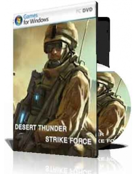 Desert Thunder Strike Force pc-275x350