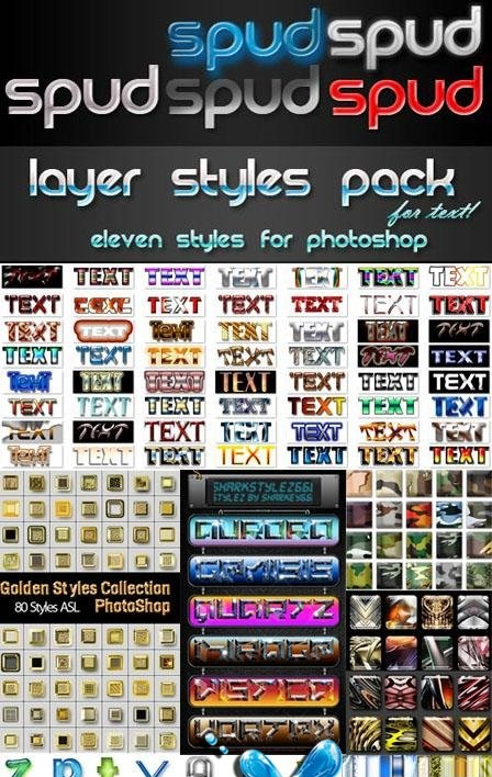 Photoshop-Styles-Pack