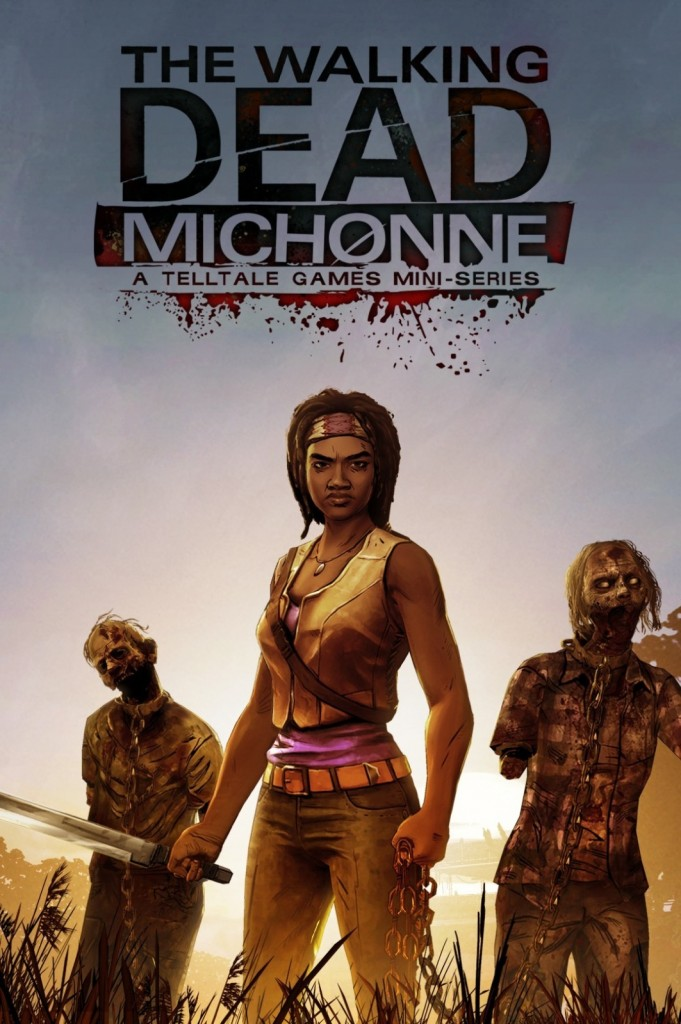 The Walking Dead Michonne Episode 1 crack (2)