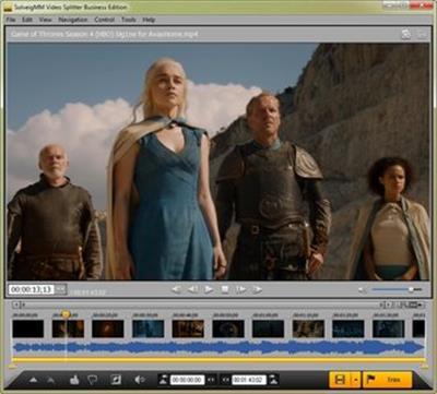 SolveigMM Video Splitter v6.0.1607.28 Business Edition Türkçe