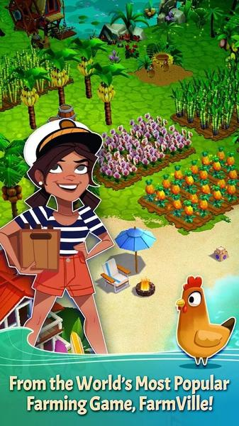 FarmVille Tropic Escape Apk + Mod v1.0.266